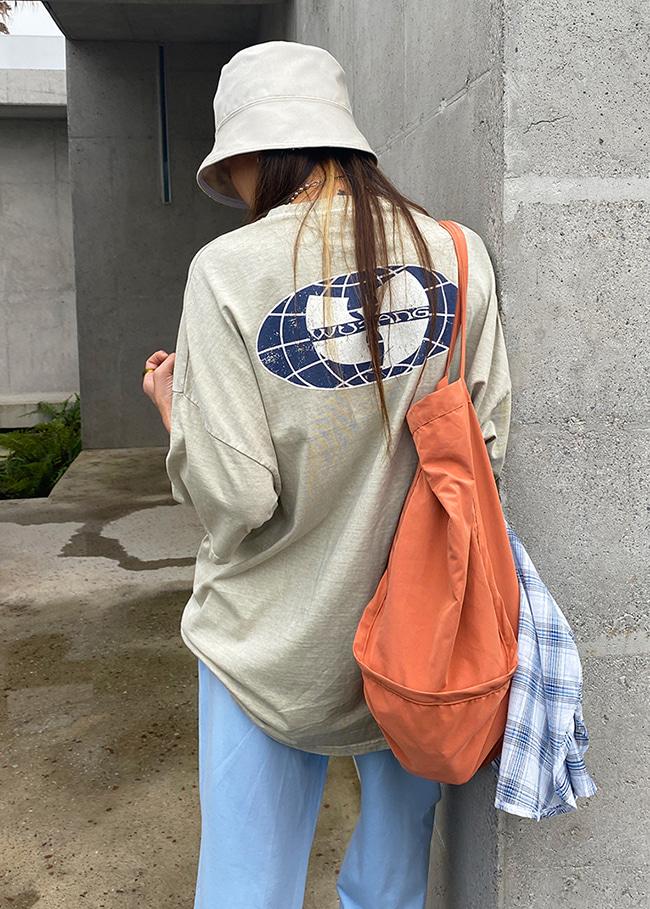 DARKVICTORYWU-TANG燙印中長版T恤