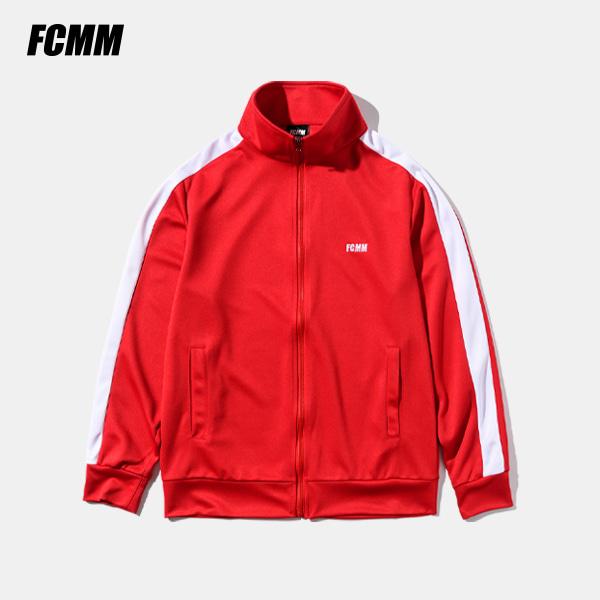 [대한민국 동행세일][FCMM] 라인 트랙 탑 - 레드