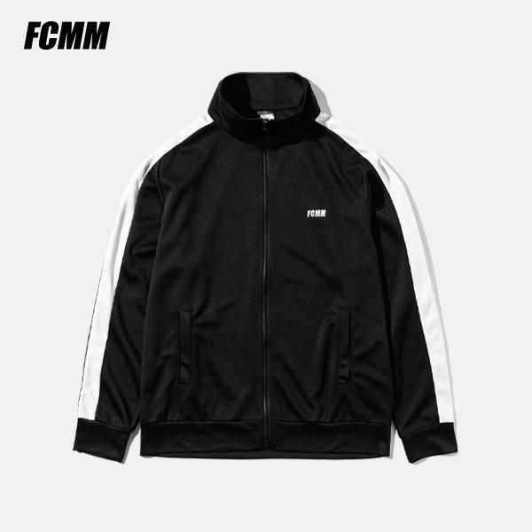 [대한민국 동행세일][FCMM] 라인 트랙 탑 - 블랙