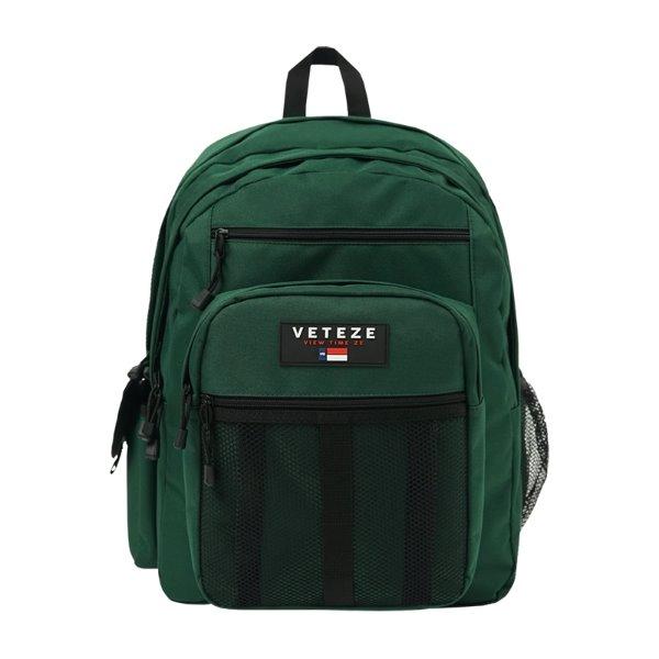 [VETEZE] Retro Sport Bag 2 (green)