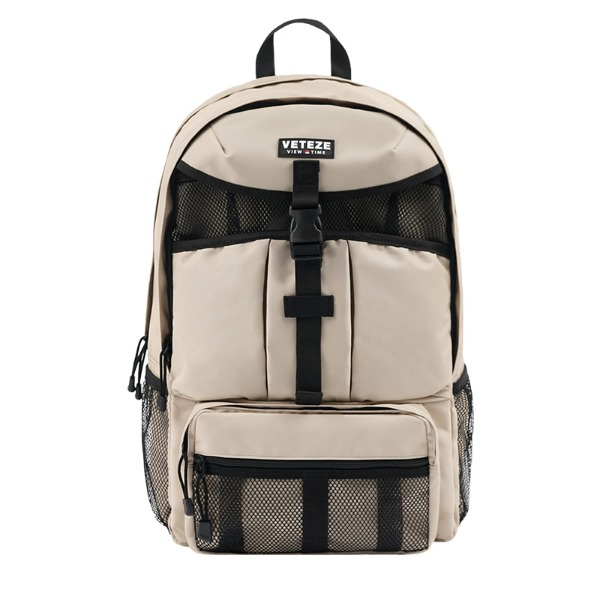 [VETEZE] Util Backpack (beige)