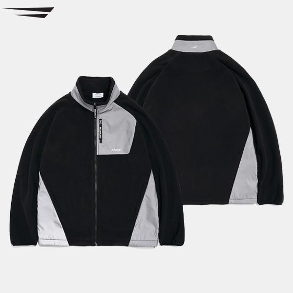 BIKE WARM-UP FLEECE - BLACK(09월 28일 순차발송)