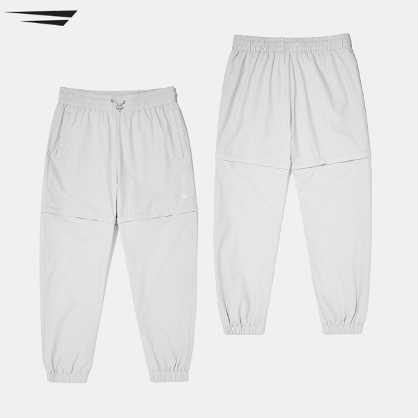 BIKE DOUBLE PERFORMANCE PANTS - GRAY(09월 28일 순차발송)