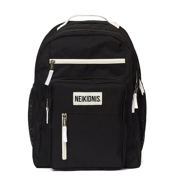 [네이키드니스] TRAVEL BACKPACK / BLACK