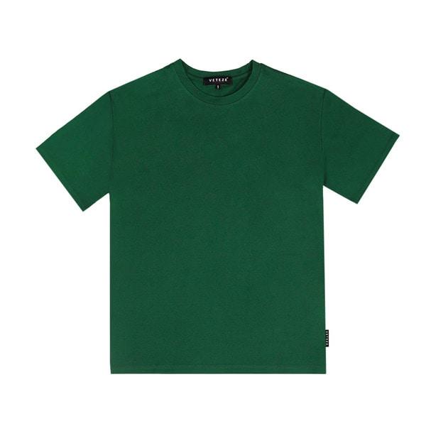 [VETEZE] RENAS_2 T-SHIRTS (Green)