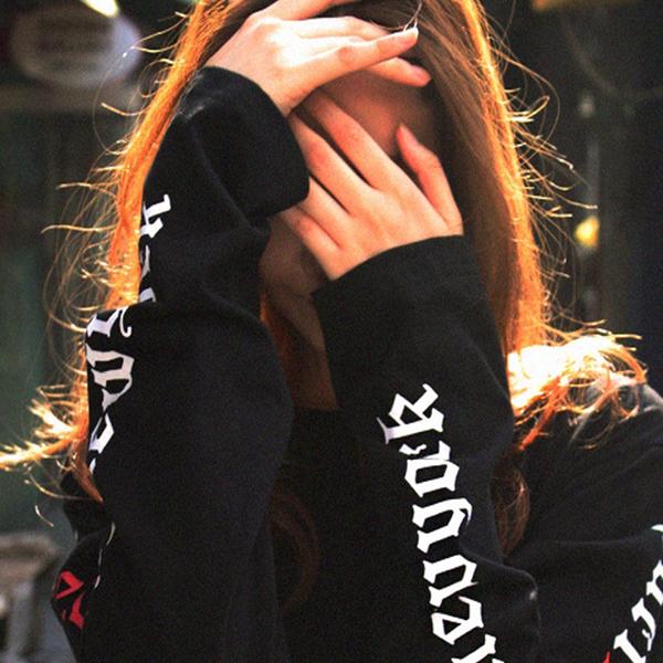 [ATAR] 아타르 롱슬리브 티셔츠 블랙