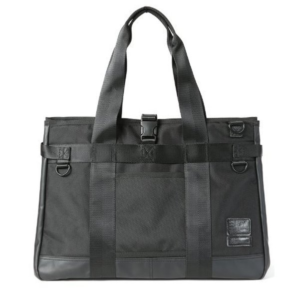 [몬스터 리퍼블릭] RESPECT CROSS BAG / BLACK