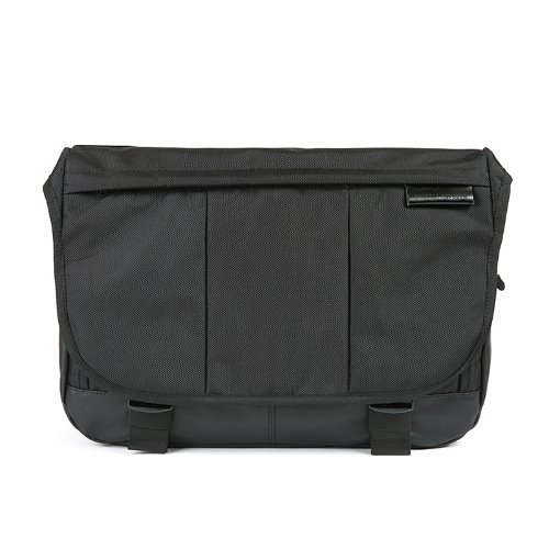 [몬스터 리퍼블릭] EXPAND MESSENGER BAG / BLACK