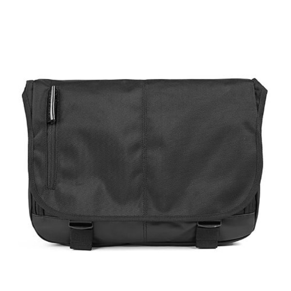 [몬스터 리퍼블릭] POTENTIAL MESSENGER BAG / BLACK