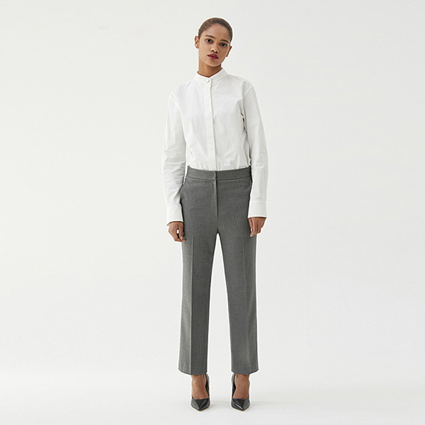 [ANOTHER LOUNGE] Trouser Pants Heston (Charcol Stripe)