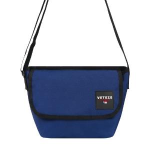 [VETEZE] Retro Mini Cross Bag (blue)