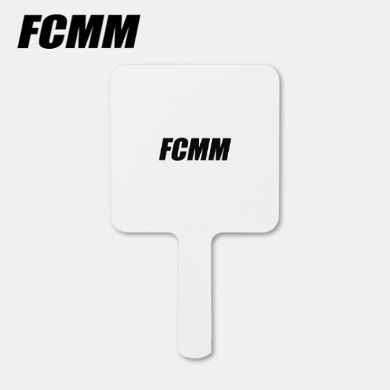 [FCMM] FCMM 핸드미러 - 화이트