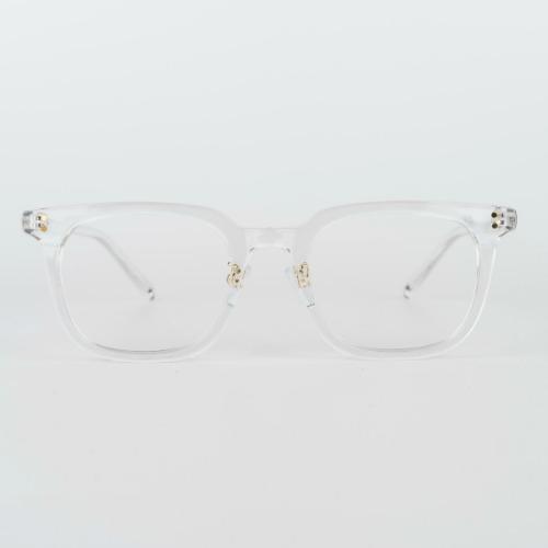 [SBKA] XIXI-C03 투명뿔테안경