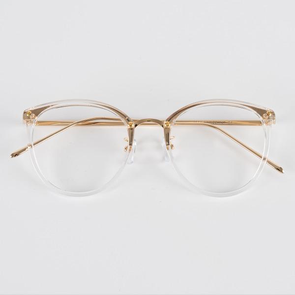 [SBKA] Miro 오버사이즈 투명 안경테