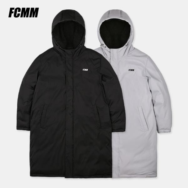 [FCMM] 클럽 플리스 롱패딩 점퍼