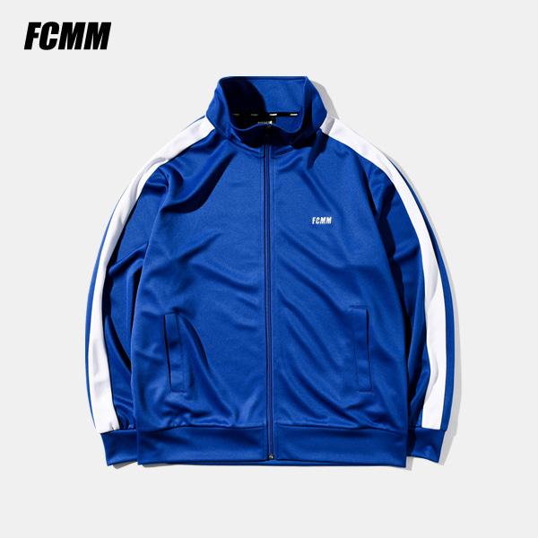 [FCMM] 클럽 라인 트랙자켓 - 블루