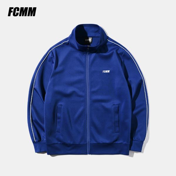 [FCMM] 클럽 사이드라인 트랙자켓 - 블루(04월 14일 순차발송)