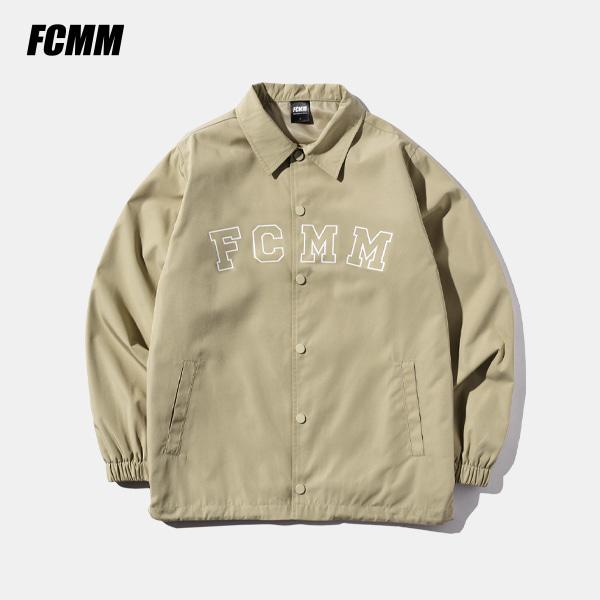 [FCMM] 베이스볼 코치 자켓 - 베이지