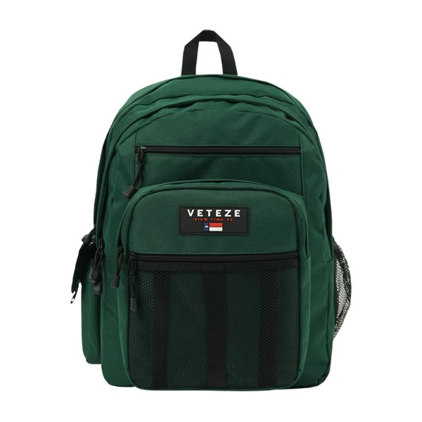 [VETEZE] Retro Sport Bag 2 (green)