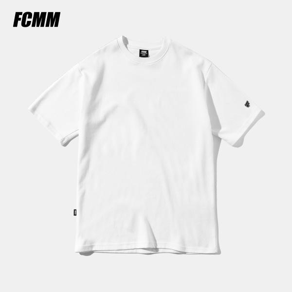 [FCMM] 클럽 헤리티지 티셔츠 - 화이트