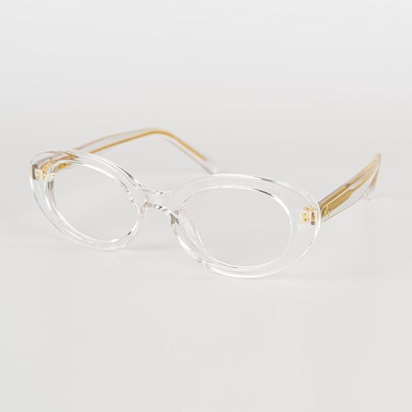 [SBKA] Neb-C02 투명뿔테안경