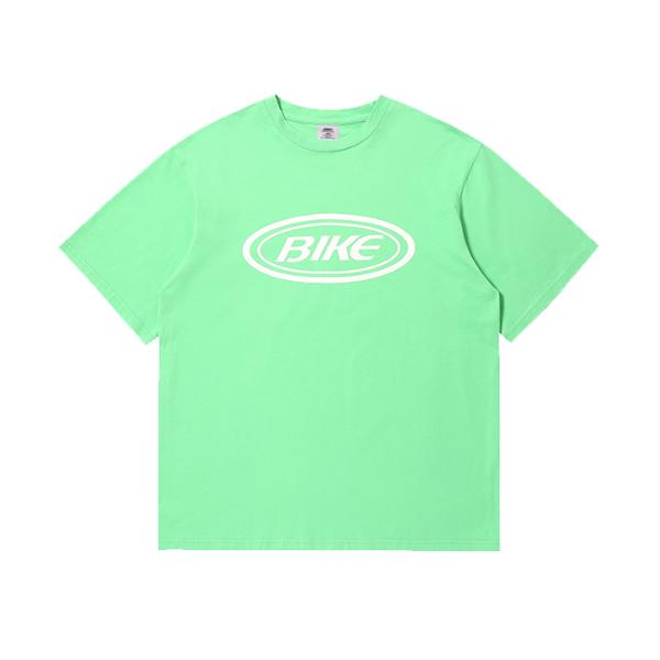 BIKE CC[COLOR CLUB] T SHIRT - GREEN