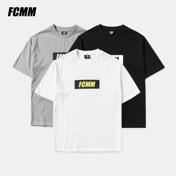 [2020S/S 시즌오프][FCMM] 박스로고 티셔츠