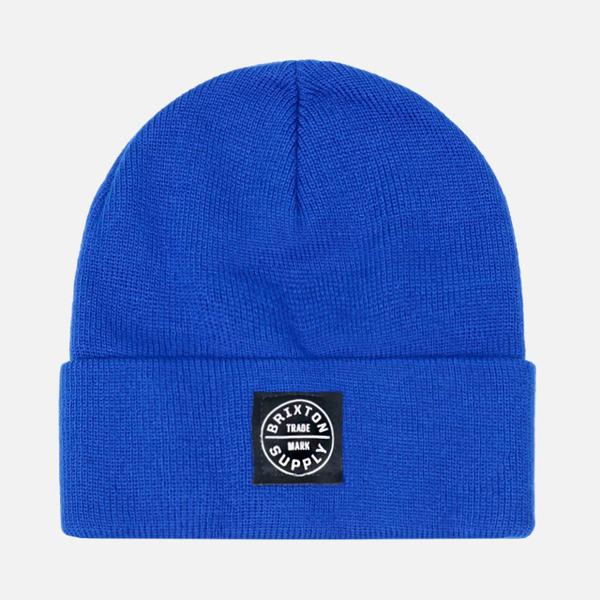 브릭스톤 OATH WATCH CAP 비니 블루-파랑