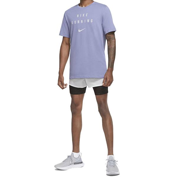 나이키 남성용 반팔 티셔츠 드라이핏 스우시 CZ8332-482