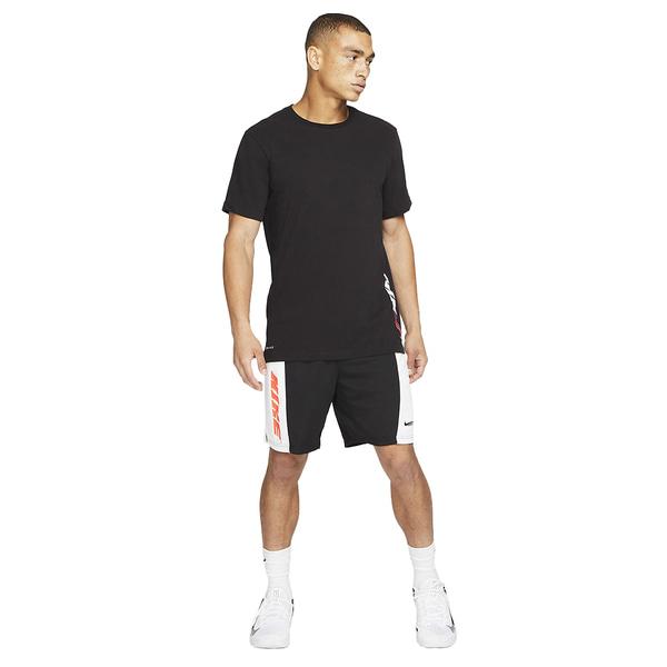 나이키 남성용 반팔 티셔츠 드라이핏 그래픽프린팅 블랙 CZ9756-010