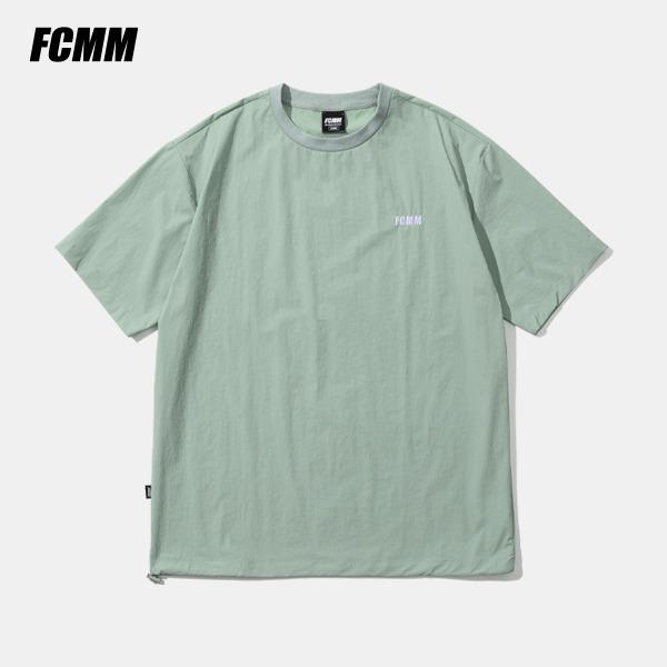 [FCMM] 리커버리 티셔츠 - 제이드 민트