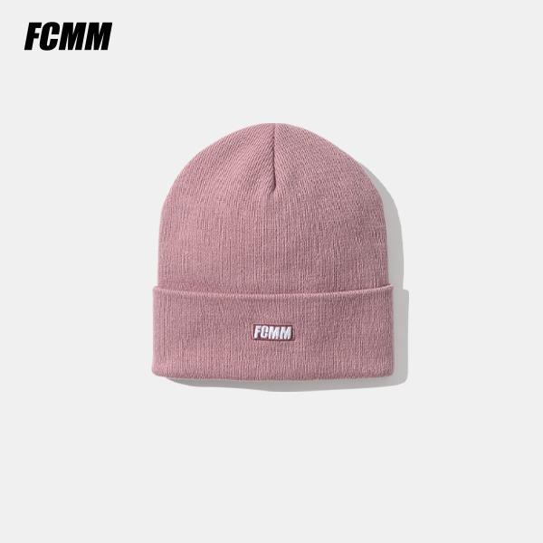 [FCMM] 클럽 에센셜 비니 - 핑크