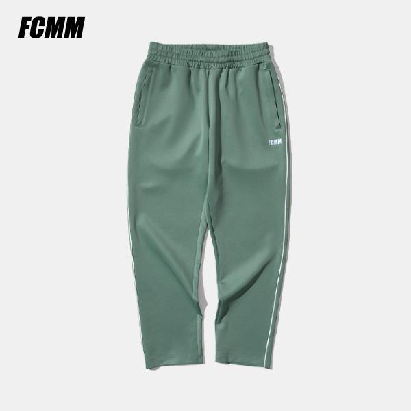 [FCMM] 클럽 사이드라인 트랙팬츠 - 민트 그린