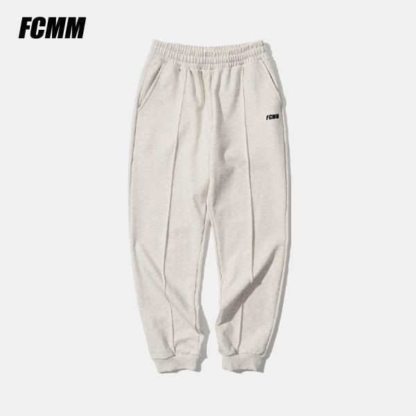 [FCMM] 클럽 팀 클래식 조거팬츠 - 오트밀