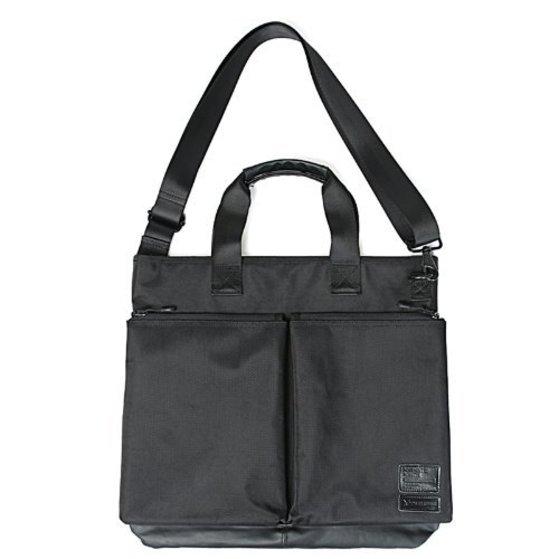 [몬스터 리퍼블릭] RADEON CROSS BAG / BLACK