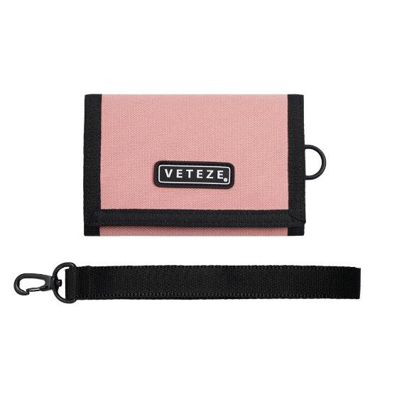 [VETEZE] Line Wallet (indi pink)