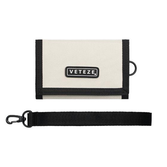 [VETEZE] Line Wallet (ivory)