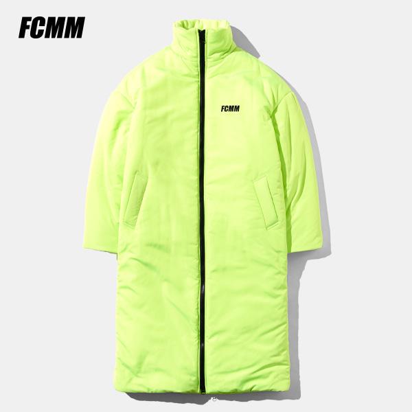 [FCMM] 이글루핏 트랜스폼 패딩 점퍼 - 네온 라임