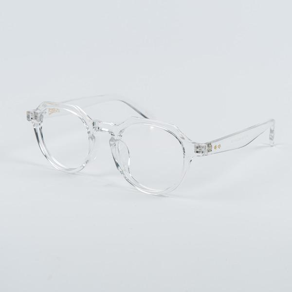 [SBKA] Tate-C02 투명뿔테안경