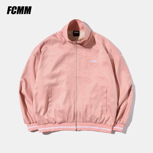 [FCMM] 쿨 레이 라운지 트랙자켓 - 핑크