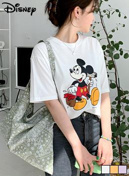 [disney 정품] 페인트미키T