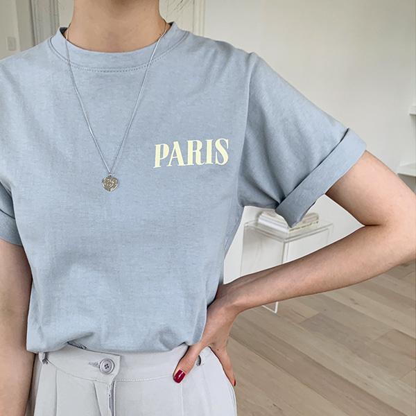 PARIS半袖Tシャツ💛66girls💛