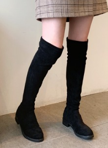 シックロングブーツ(3.5cm)💛66girls💛
