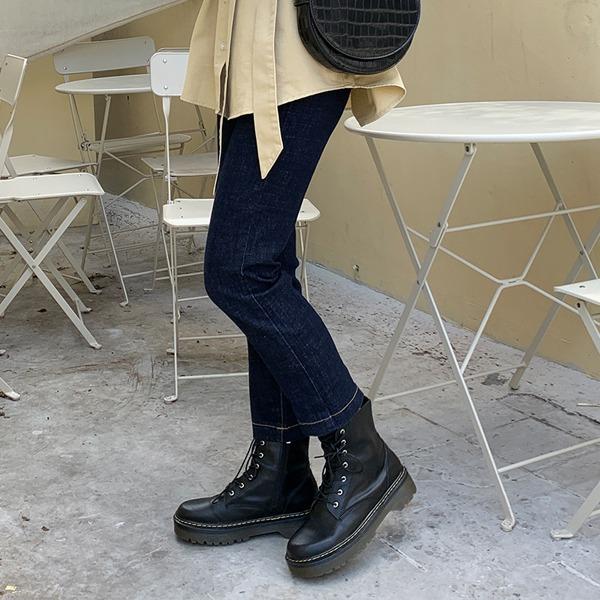 不敗經典款原色直筒牛仔褲