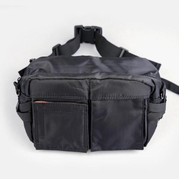 FitUs|ダブルポケットボディバッグ