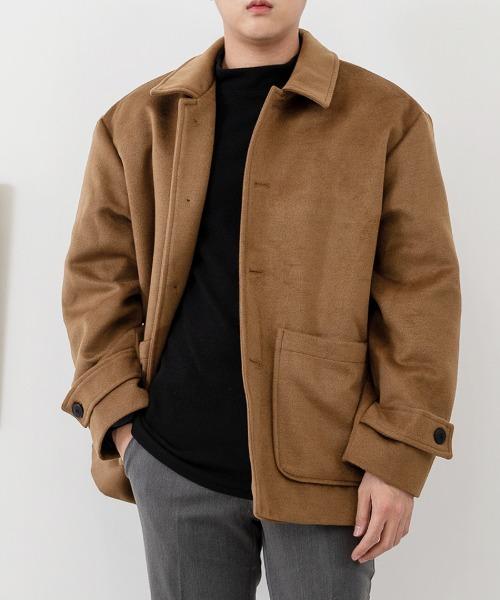로그 하프 코트