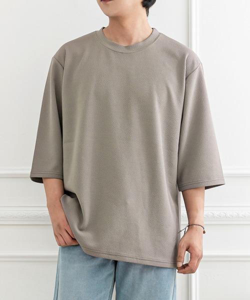 플라야 라운드 반팔 티셔츠