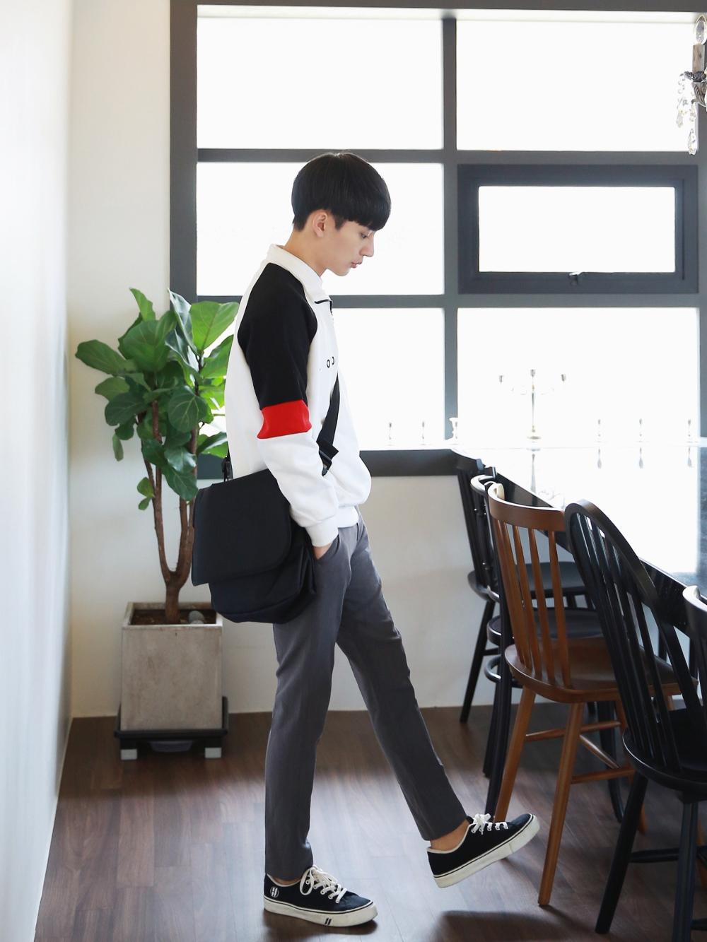 재킷 모델 착용 이미지-S15L5