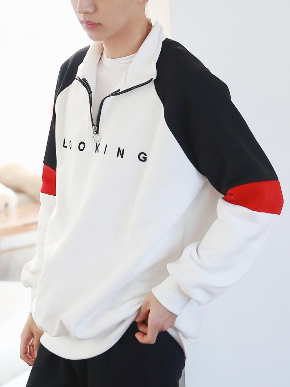 재킷 모델 착용 이미지-S15L33
