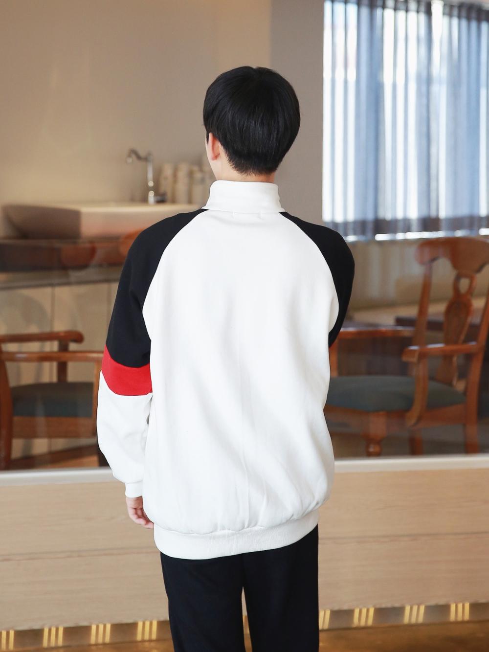 재킷 모델 착용 이미지-S15L31